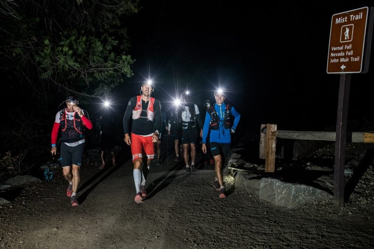 Francois D'haene - 2017 John Muir Trail FKT 5