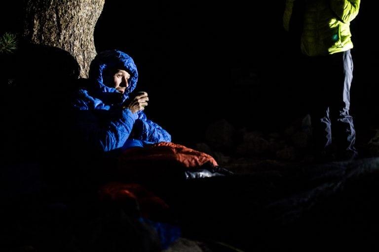 Francois D'haene - 2017 John Muir Trail FKT 3