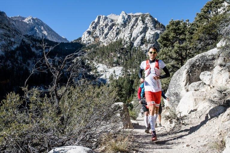 Francois D'haene - 2017 John Muir Trail FKT 2