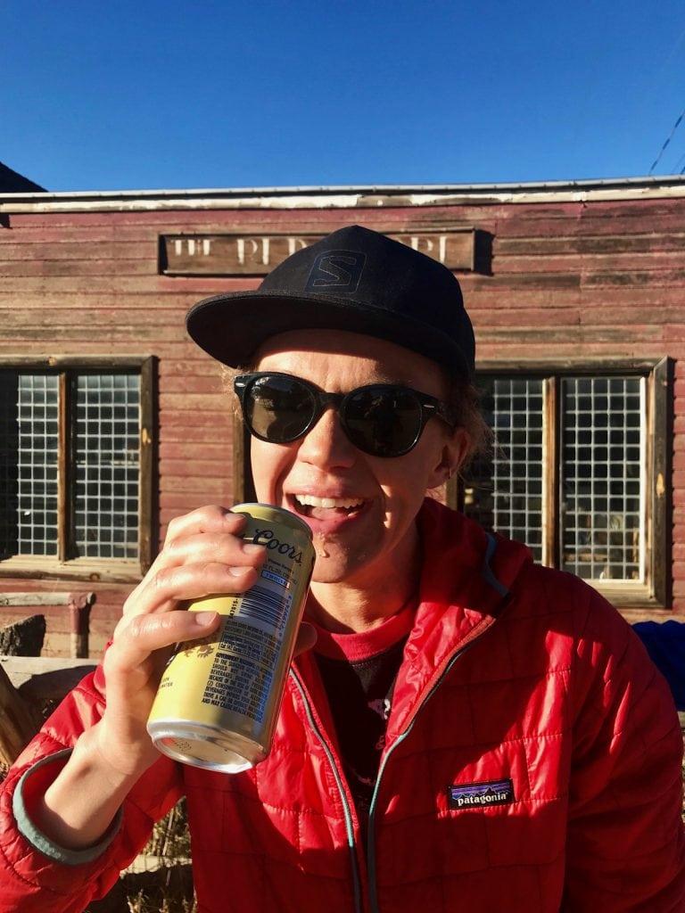 Lickskillet Beer Mile 2
