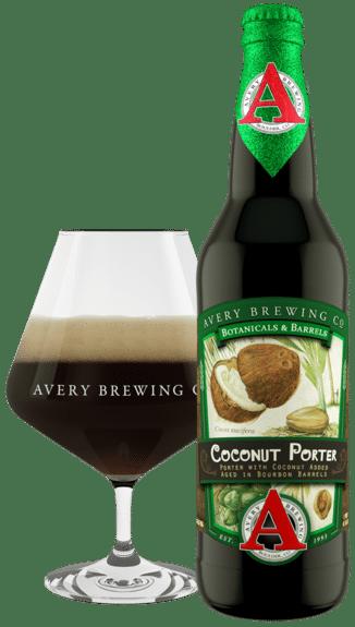 Avery Brewing Company Coconut Porter