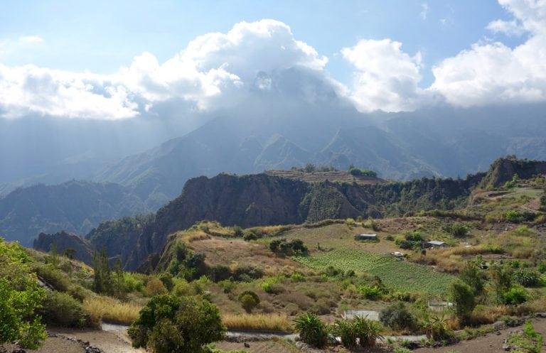 La Reunion - Cilaos area scenery