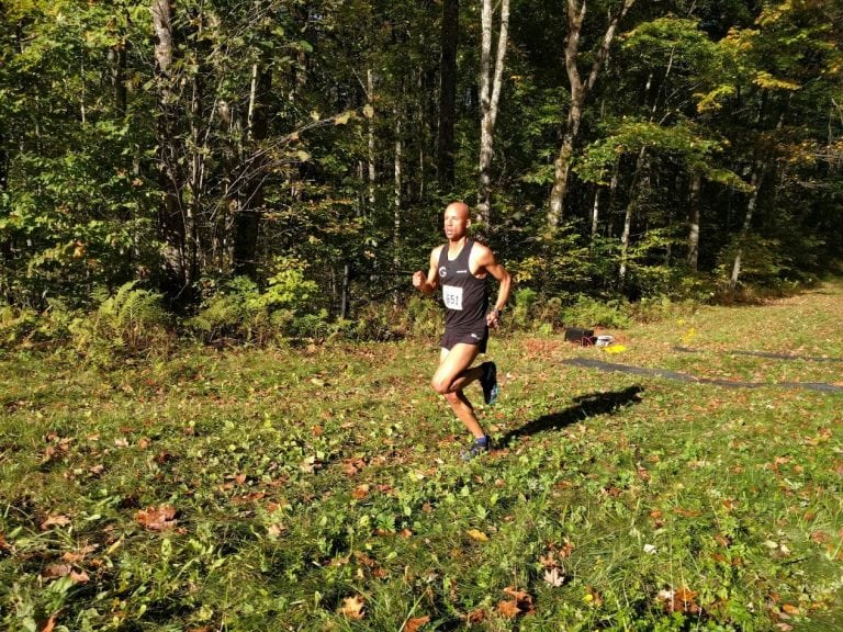 Joe Gray - 2017 USATF Trail Half Marathon National Championships winner