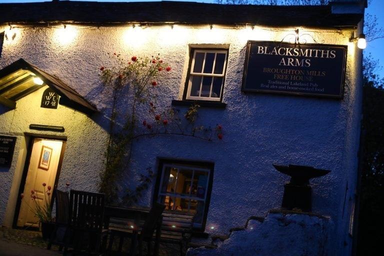 Blacksmiths Arms pub