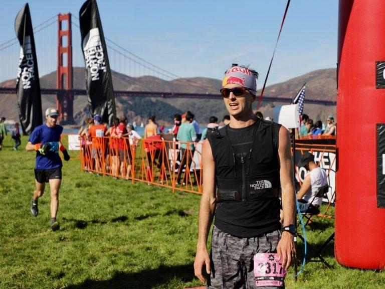 Dylan Bowman - 2017 The North Face Endurance Challenge Marathon
