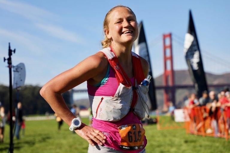 Ida Nilsson - 2017 The North Face 50 Mile champion 2