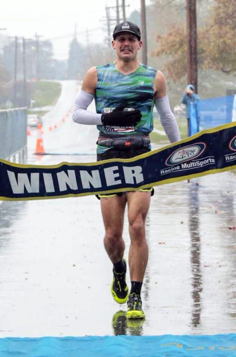 Eric Senseman - 2017 JFK 50 Mile champion