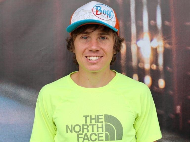 Zach Miller Pre-2017 The North Face 50 Mile