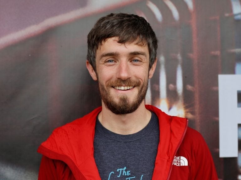 Paddy O'Leary Pre-2017 The North Face 50 Mile