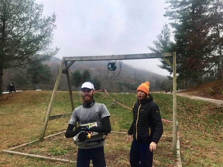 Matthew Johnson - 2017 Georgia Sky to Summit 25k winner