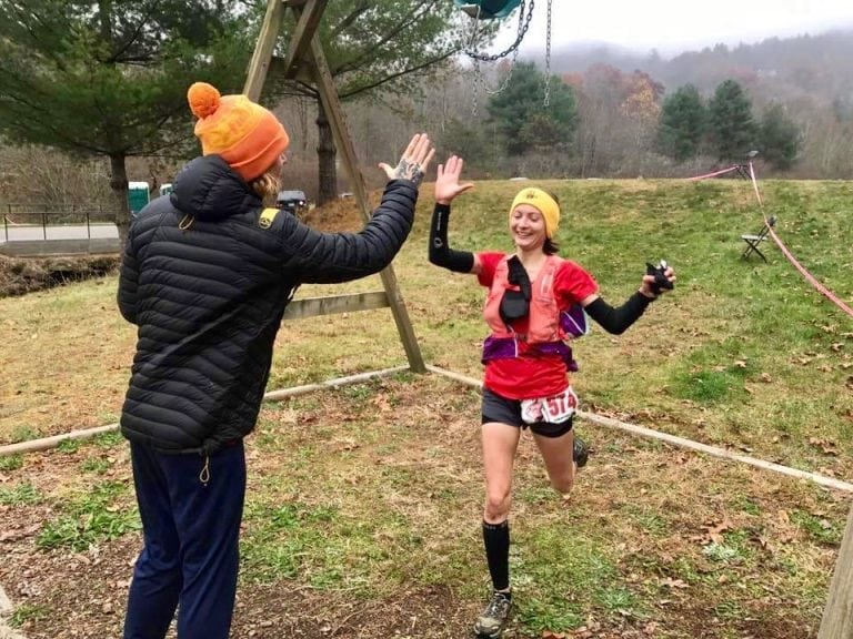 Cera Jones - 2017 Georgia Sky to Summit 25k winner