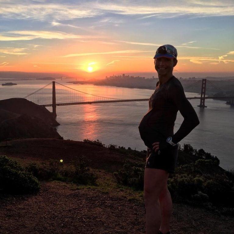 Sarah Becker Evans - pregnancy article