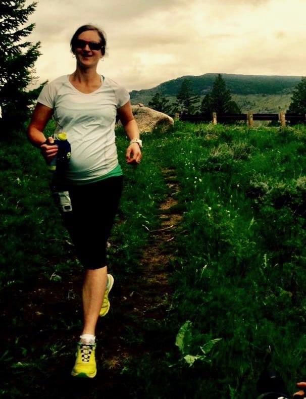 Jenny Joyes - pregnancy article