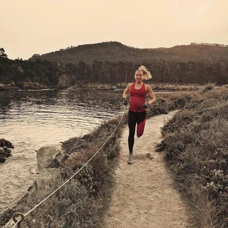 Jill Deering - pregnancy article