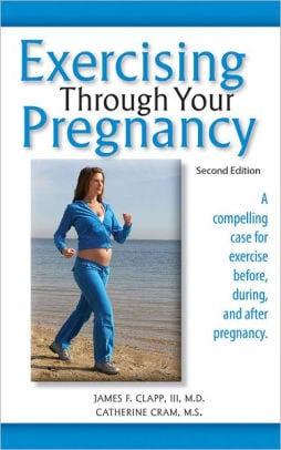 Exercising Through Your Pregnancy bookcover