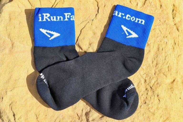 iRunFar Drymax Lite Trail Socks