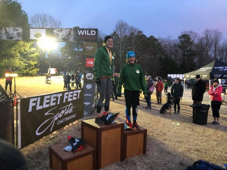 - 2017 Lookout Mountain 50 Mile