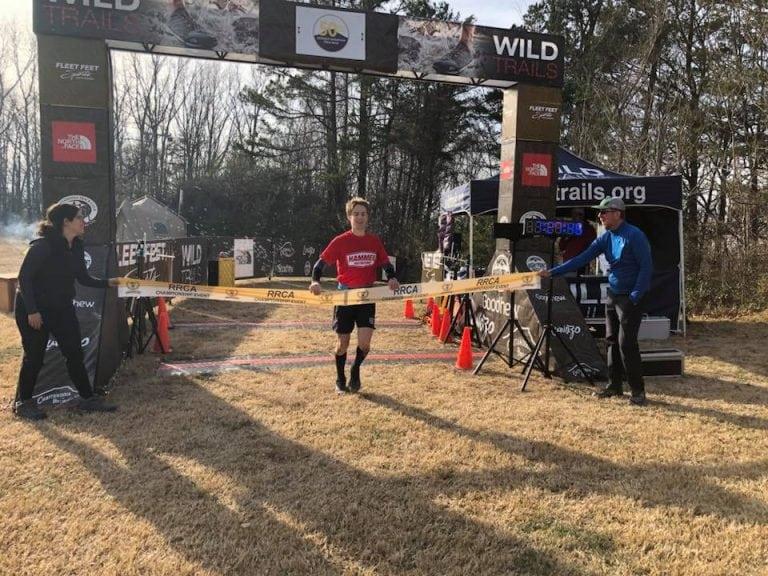 John Kelly - 2017 Lookout Mountain 50 Mile