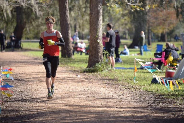 Jeff Ball - 2017 Brazos Bend 50 Mile champion