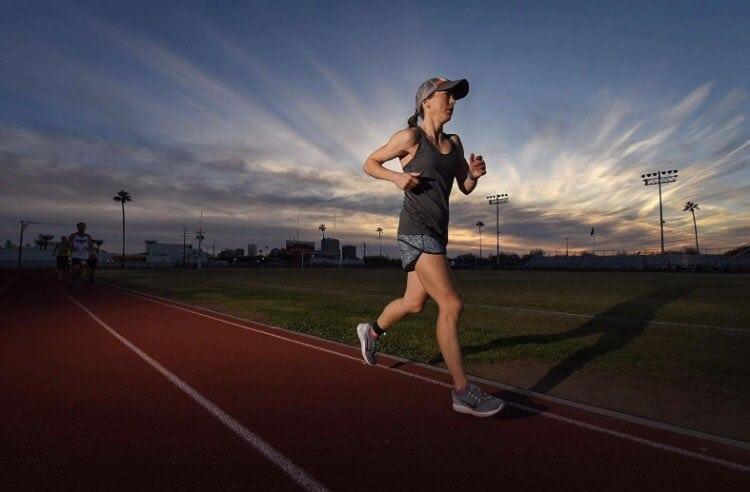 Michelle Leduc - 2017 Desert Solstice 100-Mile champion