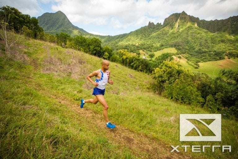 Joe Gray - XTERRA Trail Run World Championship winner