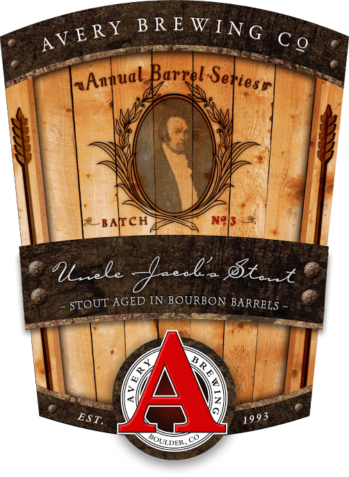 Avery Brewing Company Uncle Jacob's Stout