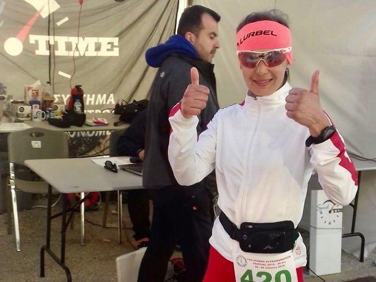 Patrycja Bereznowska - 2018 - 48-hour world record - art