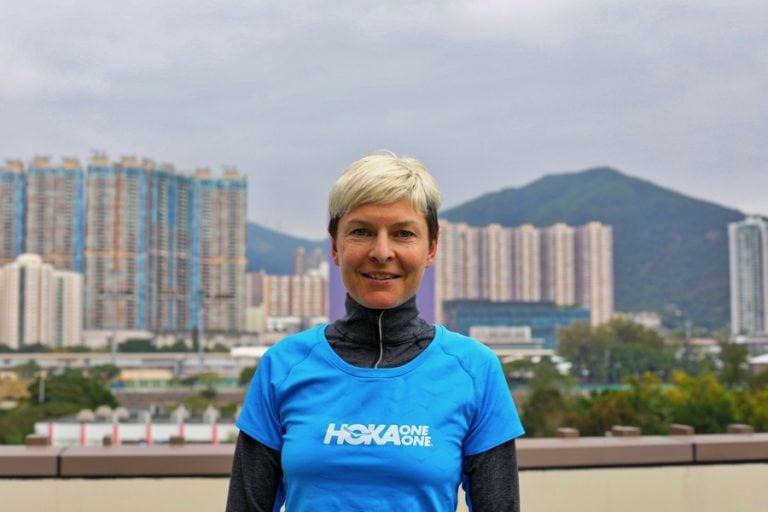 Andrea Huser - 2018 Vibram Hong Kong 100