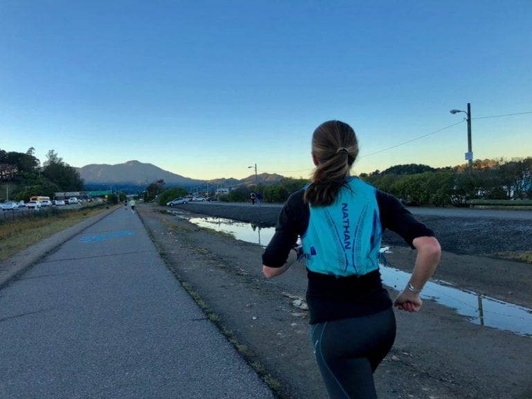 Meghan Hicks - 2017 TNF 50 - Escaping Busy Trap
