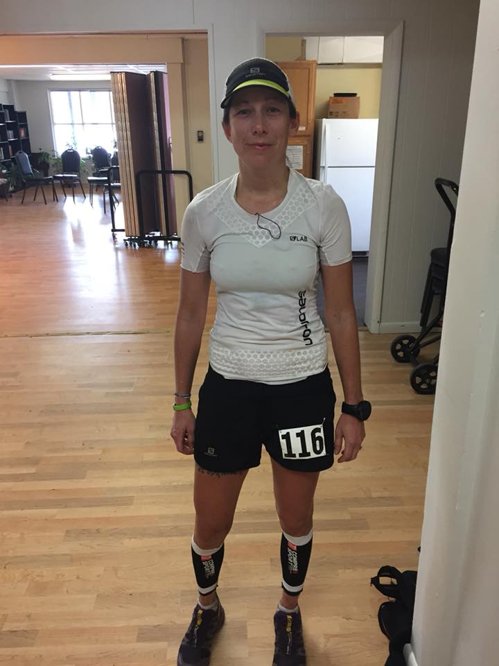 Aliza Lapierre - 2018 Mount Mitchell Challenge champion