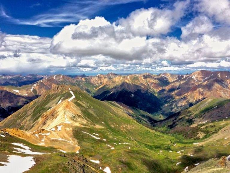Handies Peak Wilderness Study Area