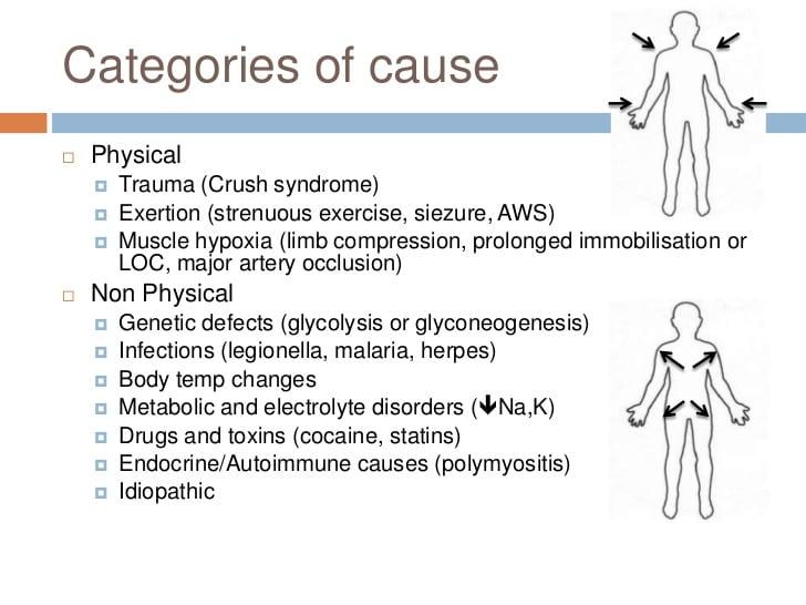 Rhabdomyolysis figure 1