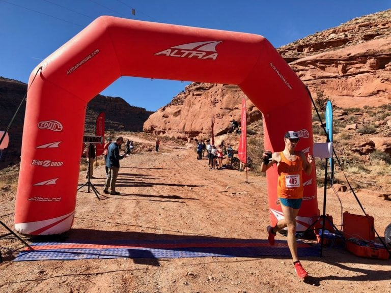 Anthony Costales - 2018 Moab Red Hot 55k champion
