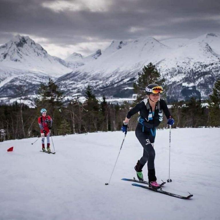Ida Nilsson skiing 4