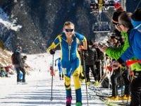Skiing With Ida Nilsson