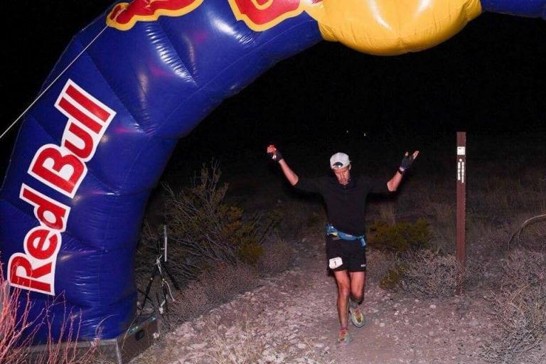 Karl Meltzer - 2018 Lone Star 100 Mile champion