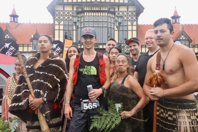Dylan Bowman - 2018 Tarawera Ultra champion 2