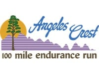 Angeles Crest 100 logo