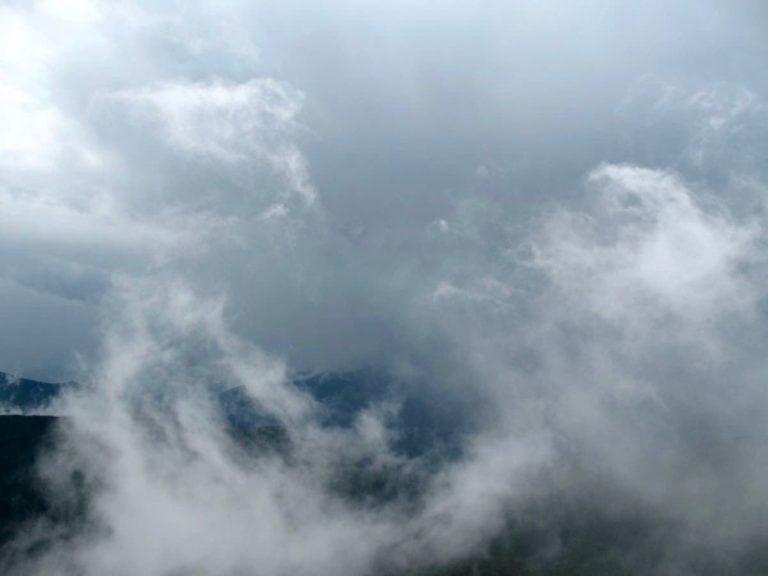Cloud Running 1
