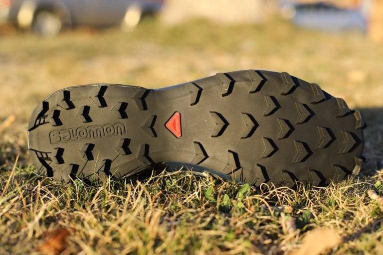 Salomon Speedcross 4 outsole