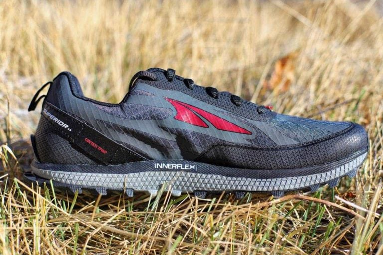 Altra Superior 3.5 medial view