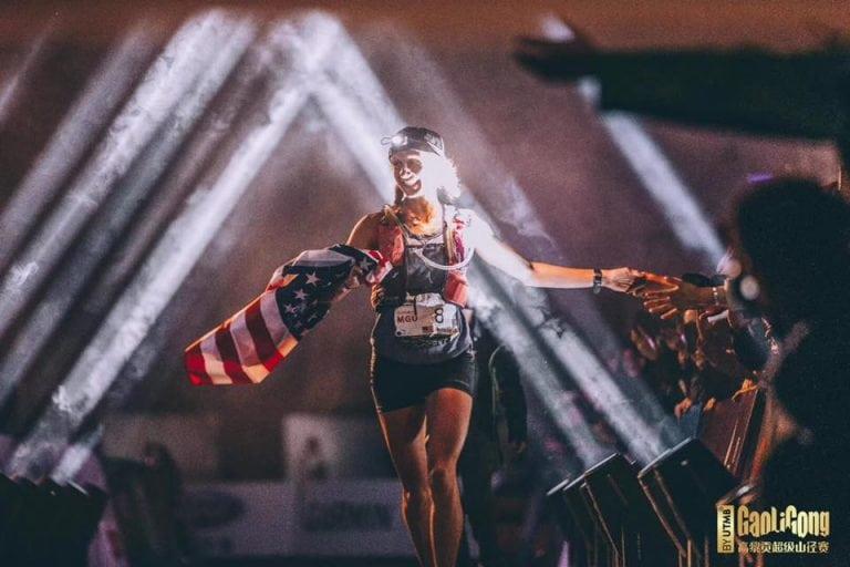 Krissy Moehl - 2018 Mt Gaoligong Ultra champion