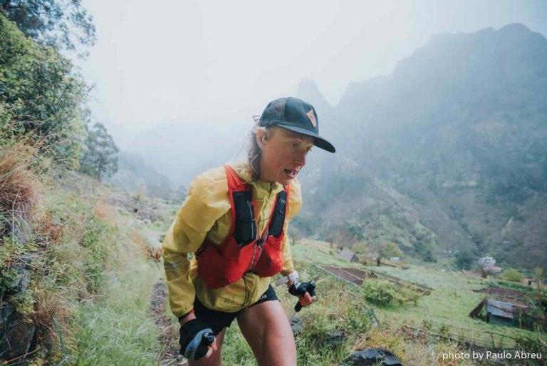Mimmi Kotka - 2018 Madeira Island Ultra-Trail champion