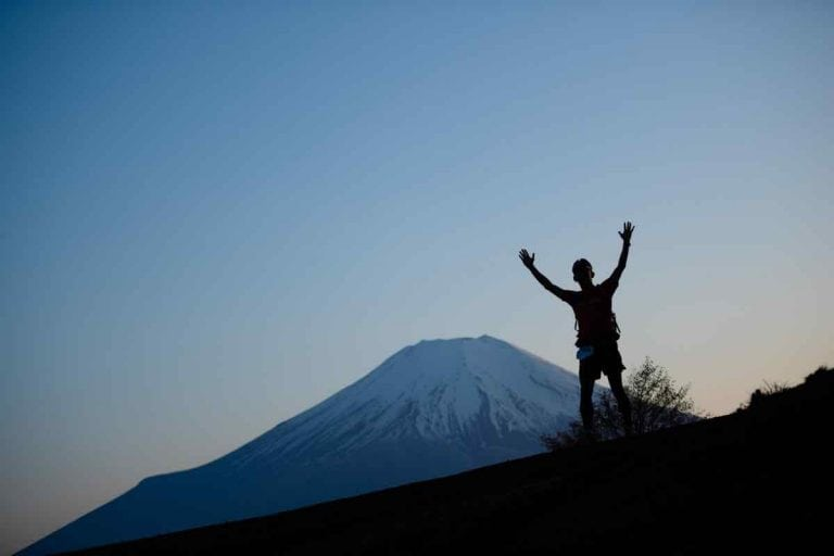 2018 Ultra-Trail Mt. Fuji