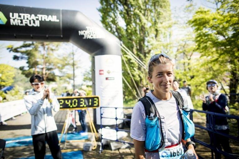 Courtney Dauwalter - 2018 Ultra-Trail Mt. Fuji champion