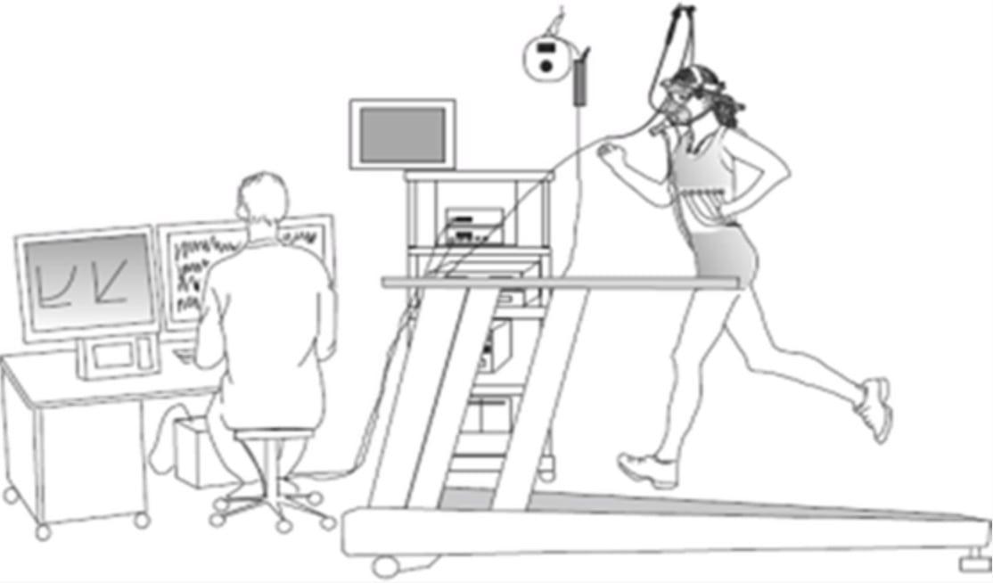 Continuous laryngoscopy test