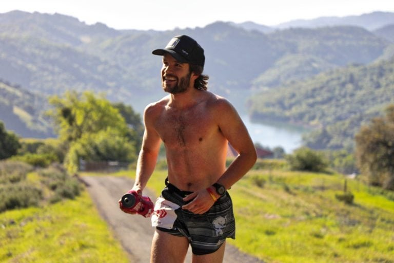 Drew Macomber - 2018 Lake Sonoma 50 Mile