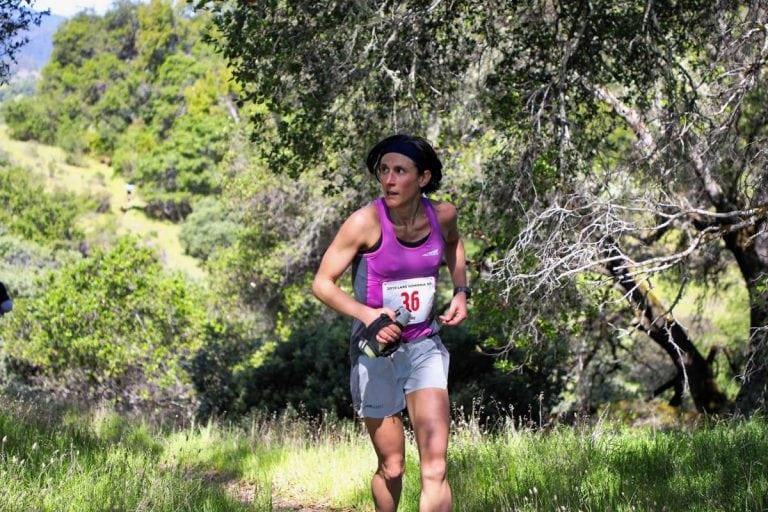 Gina Slaby - 2018 Lake Sonoma 50 Mile