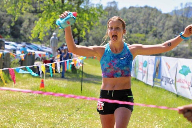 Keely Henninger - 2018 Lake Sonoma 50 Mile