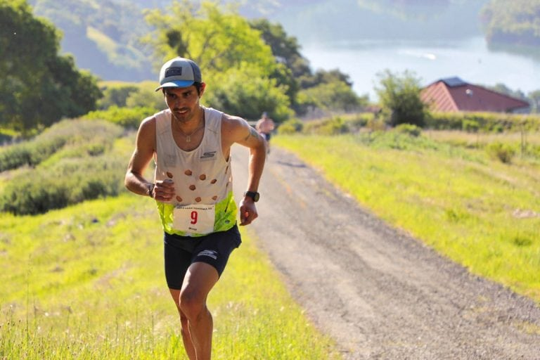 Mario Mendoza - 2018 Lake Sonoma 50 Mile